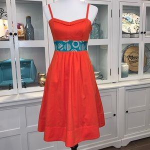 Edme & Esyllte (Anthro) Summer Dress Size 0